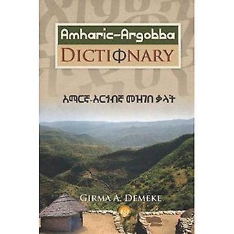 Amharic-Argobba ordbok