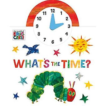 The World of Eric Carle - What's the Time? - 9780141363752 Book