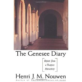 Genesee Diary - Report from a Trappist Monastery (Revised edition) by