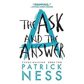 The Ask and the Answer by Patrick Ness - 9780606358743 Book