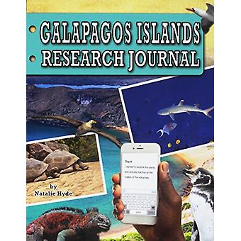 Galapagos Islands Research Journal by Natalie Hyde - 9780778746744 Bo