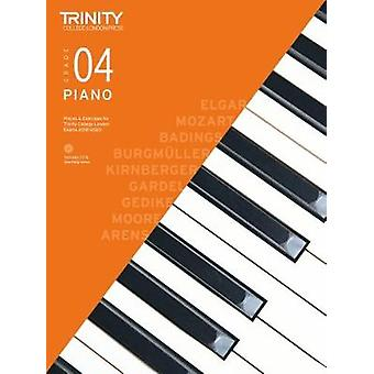 Piano Exam Pieces & Exercises 2018-2020 Grade 4 - with CD & Teaching