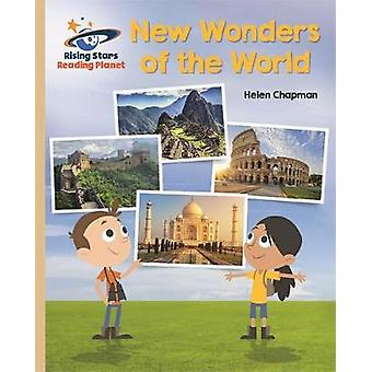 Reading Planet - New Wonders of the World - Gold - Galaxy by Helen Cha