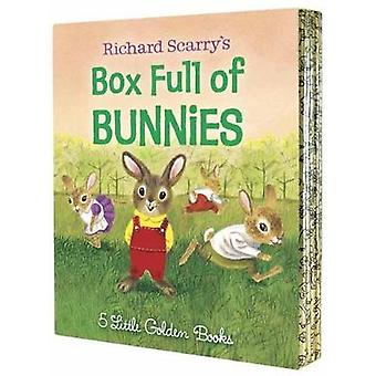 Richard Scarry's Box Full of Bunnies by Richard Scarry - 978152476808