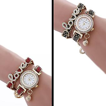 Fashion wrap love watch