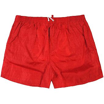 DSquared2 all over logo svømme shorts