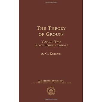 Theory of Groups, Vol. 2