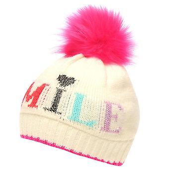 Vervaardigde Essentials meisjes slogan hoed kind kinderen