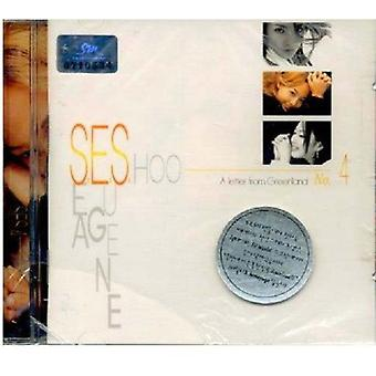 S.E.S - Letter From Greenland [CD] USA import