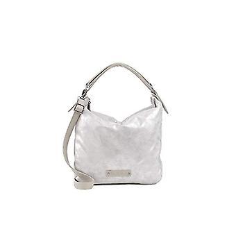 Fritzi aus Preussen Delano - White Women's Shoulder Bags (Ice) 32x11x33cm (W x H L)