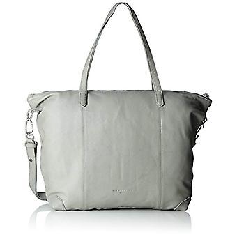 Liebeskind Berlin Kaethec7 Vintag - Donna Grau Shoulder Bags (Elephant Grey) 19x30x42cm (B x H T)