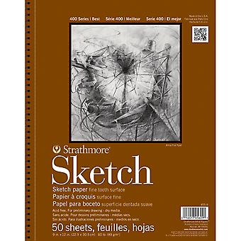Strathmore Sketch Paper Pad 5,5