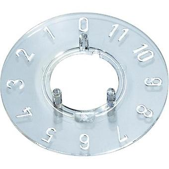 Dial 0-11 30 ° OKW Suitable for 13.5 mm knobs 1 pc(s)