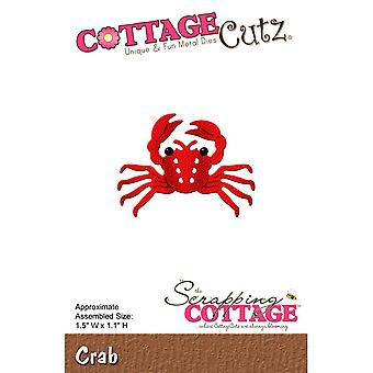 CottageCutz Die-Crab 1.5