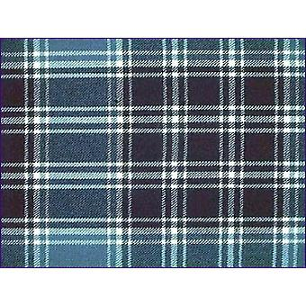 MacDonald Lord of the Isles Blau, Modern - Pure Wool Tartan