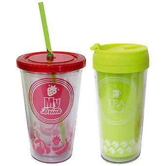Cmp-Paris Hermetic Cup 380 Ml Transport Ka1085 (Kitchen , Household , Mugs and Bowls)