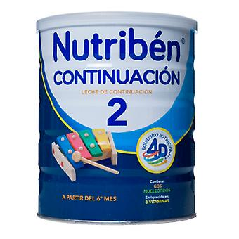 Nutribén Continued Nutriben