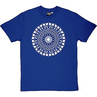 Mandala #2 Men's T-Shirt