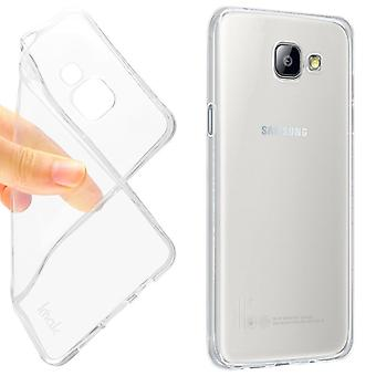 Ultra thin cellphone cover cases TPU mobile Samsung Galaxy J5 2016 transparent clear