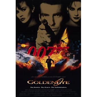 Goldeneye Movie Poster (11 x 17)