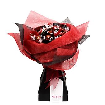 Easter - Chocolate Bouquet - Red