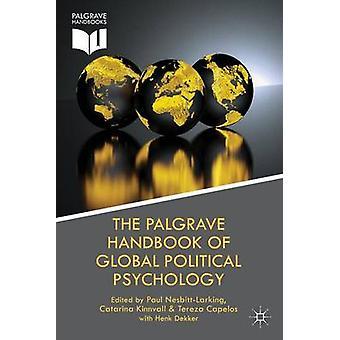 Kinnvall ・ c. によってグローバル政治心理学に対するハンドブック