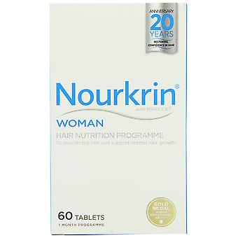 Nourkrin, Nourkrin Woman, 60 tablets
