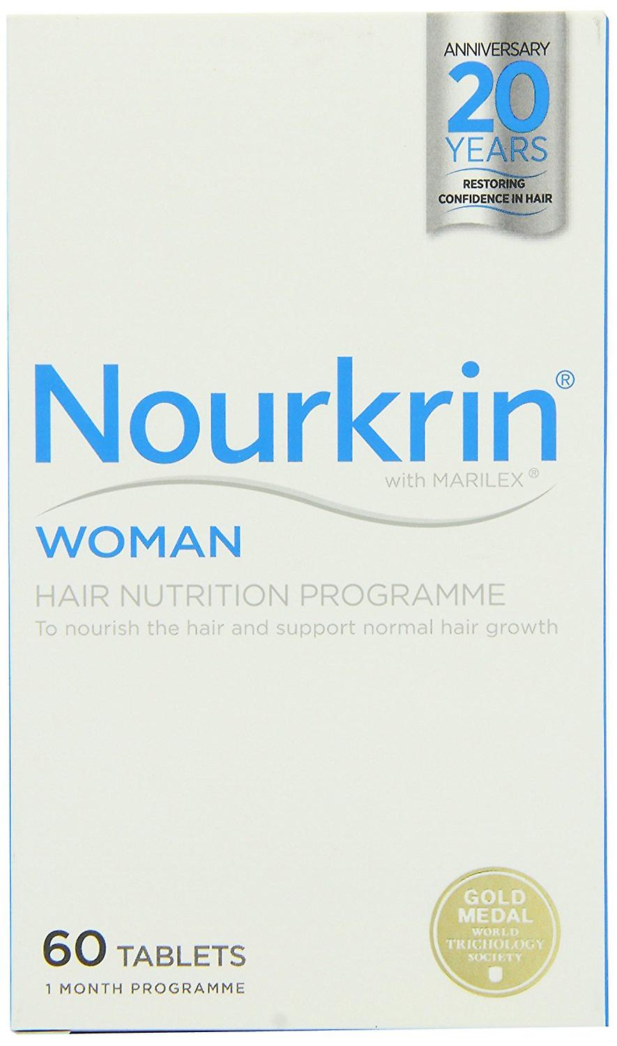 Nourkrin for hair витамины