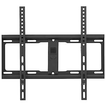One For All Flat Solid Wall Mount for 32 - 60 Inch LED/LCD TV - Black (WM4411)