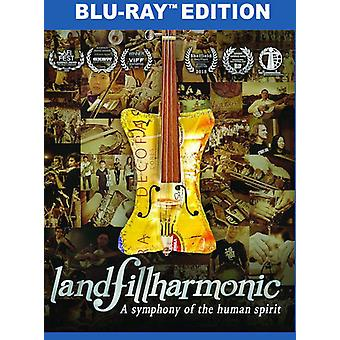 Landfill Harmonic [Blu-ray] USA import
