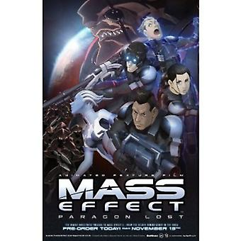 Mass Effect: Paragon Lost [BLU-RAY] USA importare