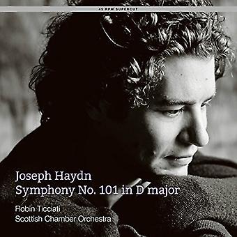 Haydn / Ticciati / Scottish Chamber Orchestra - Symphony No. 101 in D Major [Vinyl] USA import