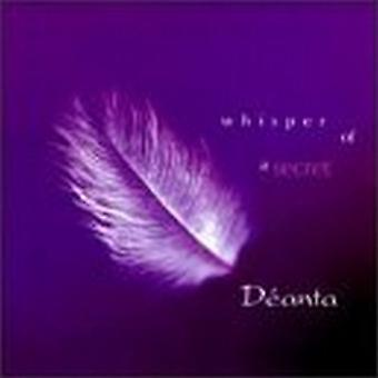 Deanta - Whisper of a Secret [CD] USA import