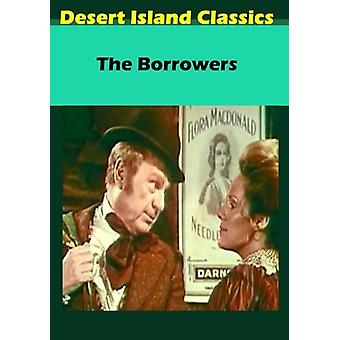 Borrowers [DVD] USA import