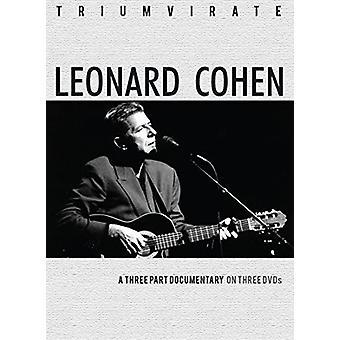 Leonard Cohen - triumvirat [DVD] USA import