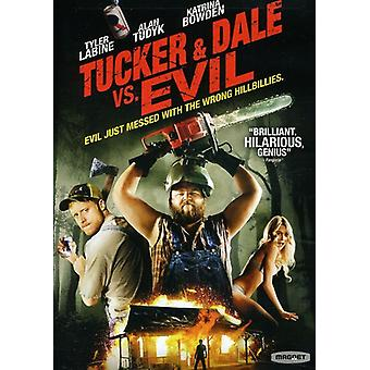 Tucker & Dale vs. Evil [DVD] USA import