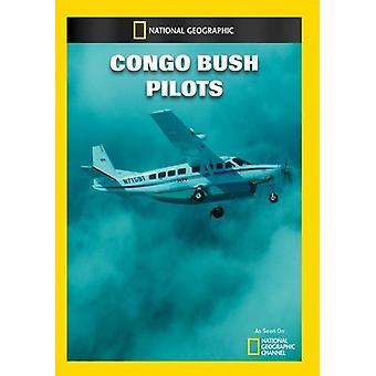 Congo Bush Pilots [DVD] USA import