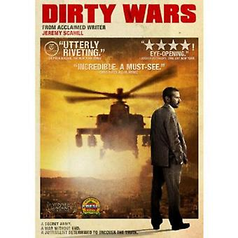 Smutsiga krig [DVD] USA import