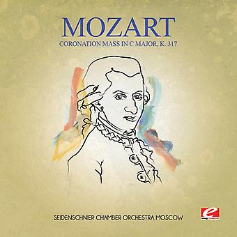 Mozart - Coronation Mass in C Major K. 317 [CD] USA import