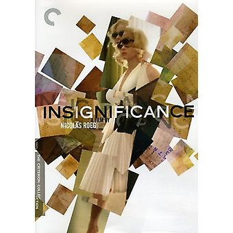 Insignificance [DVD] USA import