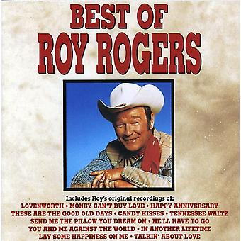 Roy Rogers - beste van Roy Rogers [CD] USA import