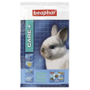 Beaphar CARE+ Extruded Junior Rabbit Food (Small animals , Dry Food and Mixtures)