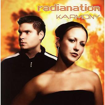 Radianation - Karmony [CD] USA importieren