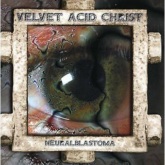 Terciopelo Cristo ácido - importar de Estados Unidos Neuralblastoma [CD]