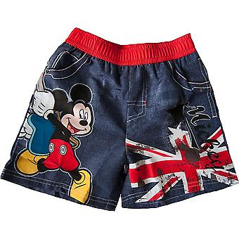 Disney Mickey Mouse Boys Swim Shorts