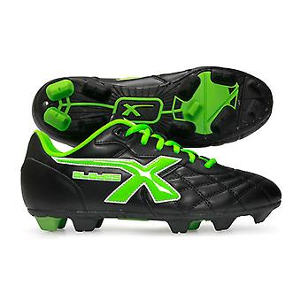 X Blades Legend Cyber Moulded FG Rugby Boots - Junior