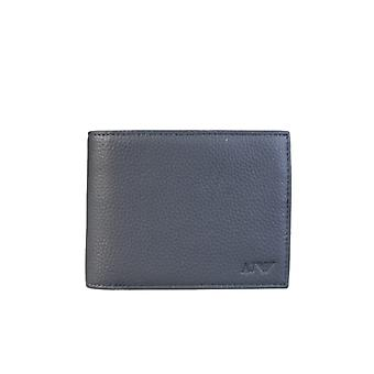 Armani Armani Jeans Trifold Wallet 11 Card Holder Slots With ID Flap And Coin Pocket 938544 CC992