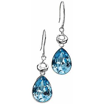 925 zilveren Crystal Earrings