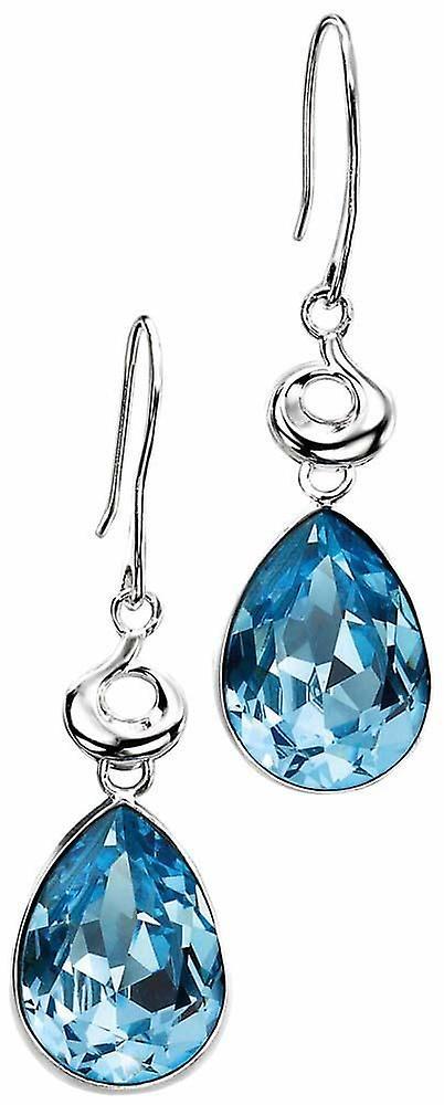 925 серебряные серьги кристалла