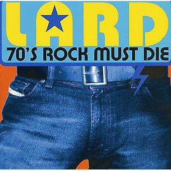 Svinefedt - 70 's Rock skal dø EP [CD] USA import